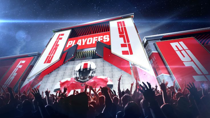 ESPN College Footaball Rebrand Ned Piyadarakorn