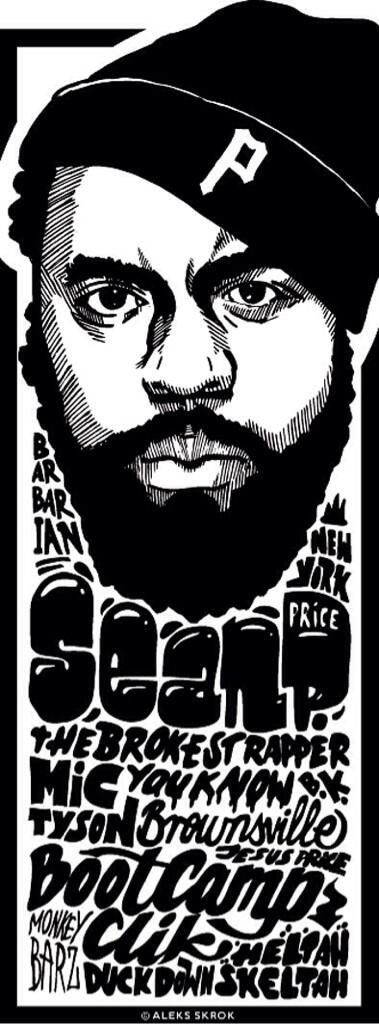 Sean Price (R.I.P.)...(FAV repin from Aug 3 - 9, 2015)