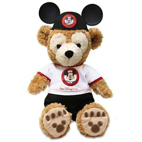 Duffy the Disney Bear Costume - Walt Disney World Mickey Mouse Club - 17''   Plush   Disney Store