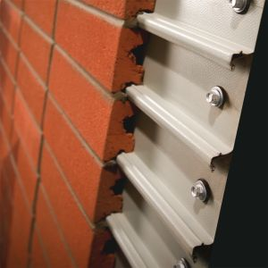 Steel-backed Brick Cladding SystemMasonry Construction | Building Materials, Rainscreen