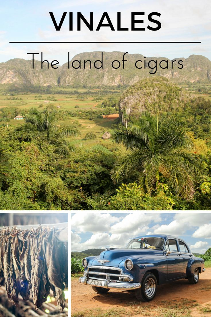 Vinales, Cuba – The land of cigars and rocking chairs