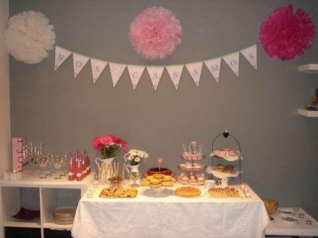 Fiestas de compromiso: Fotos de ideas de decoración - Ideas para decorar tu fiesta de compromiso