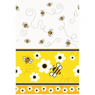 Bee Party Supplies Tablecovers Decorations