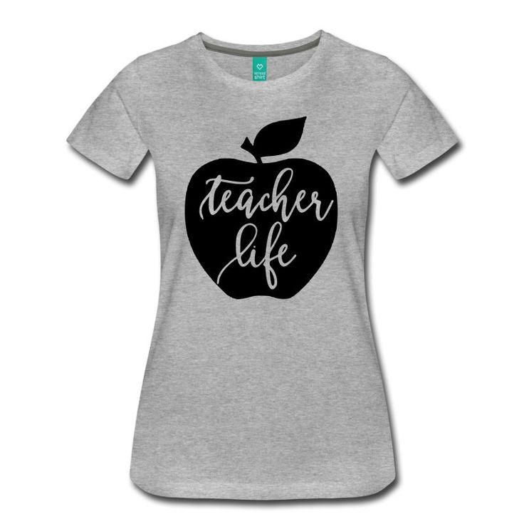 Teacher Life Teacher Life Teacher Gifts Teacher Shirt Apple Teacher Appreciation Teacher Outfits Teacher Quotes  By HappyDesignCo.