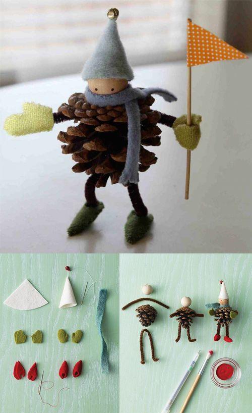 ::Carolina Alves::: Ideias Criativas para o Natal