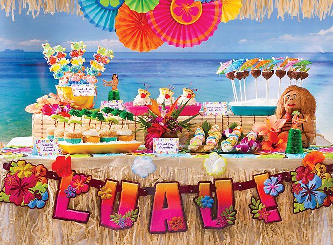 день рождения в гавайском стиле поздравление мужу работают привлечение