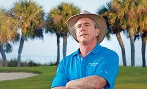The Palmetto Dunes Golf Academy Director, Doug Weaver, a former PGA Tour player, recommends a handful of New Year's Resolutions to help you enjoy your golf game more in 2017.