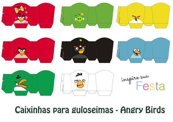 Convite Angry Birds Para Imprimir Pesquisa Do Google