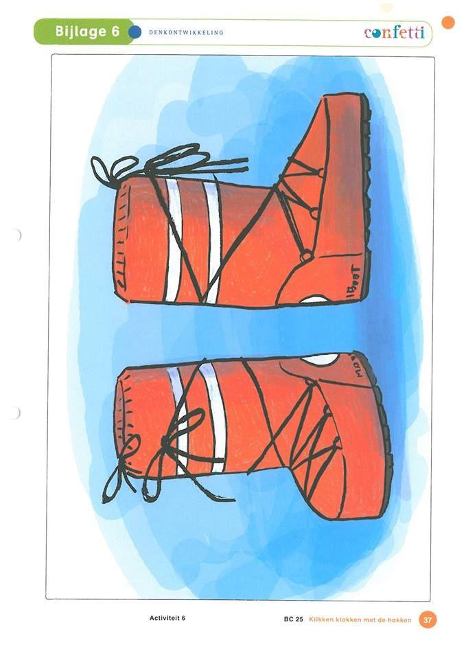 Soorten schoenen: sneeuwboots.