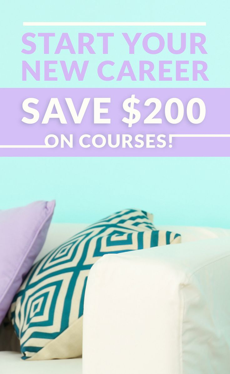 Become a home designer. Start with $200 off your tuition when you enroll in QC's Interior Decorating Course and the Professional Organizing Course (at 50% off)! #QCDesignSchool