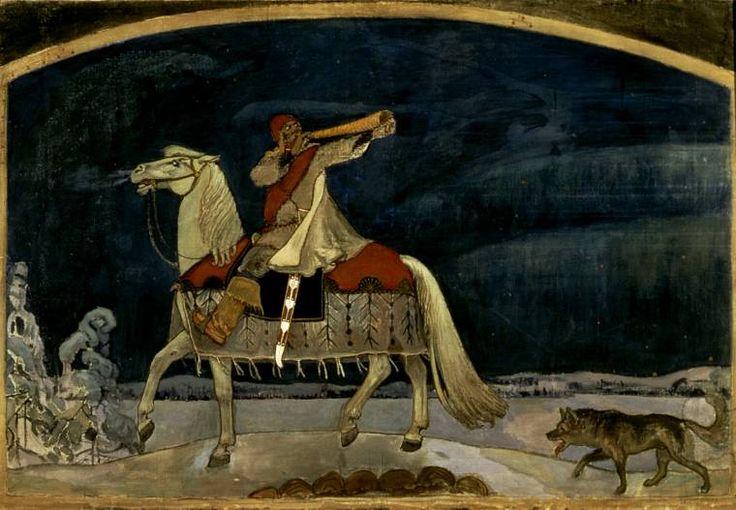 Akseli Gallen-Kallela and the Kalevala