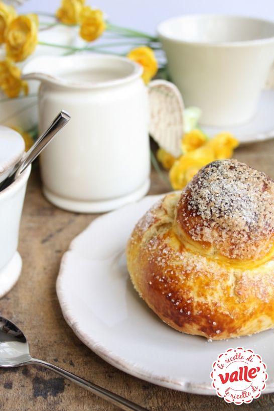 La #brioche con il tuppo  #sicilia #buongiorno #colazione