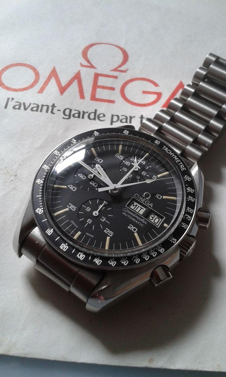 """Omega Speedmaster 376.0822  """" Holy Grail """", full set in Uhren & Schmuck, Armband- & Taschenuhren, Armbanduhren   eBay!"""