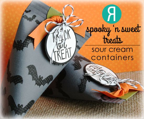 Reverse Confetti | Spooky 'n Sweet Treats using Spooky Cuties and Spooky Sentiments
