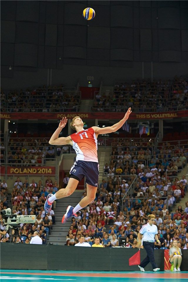 Max Holt, USA Volleyball