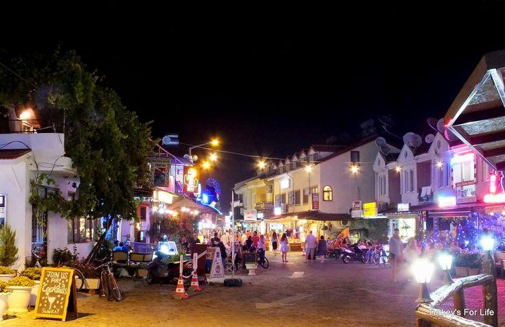 #Dalyan, (Southwest Turkey) At Night