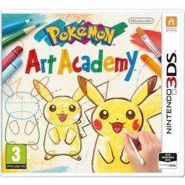 Pokemon Art Academy 3DS