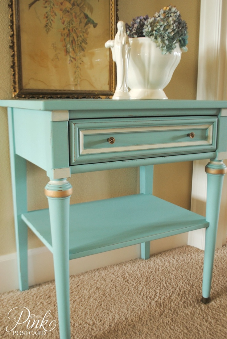 End Table Paint Ideas Best 46 Night End Tables Eye Catching Pieces Images On Pinterest