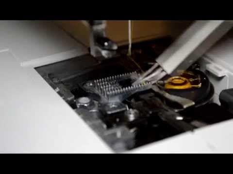 sewing machine feed adjustment