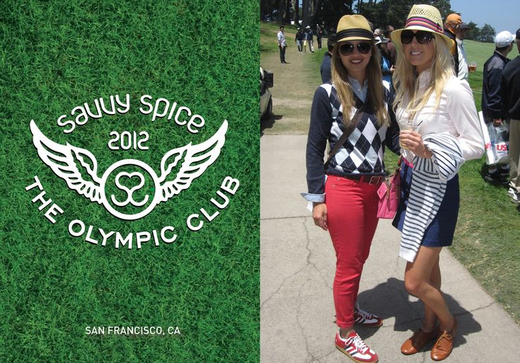 Tiger Hunting & Golf Fashion at the 2012 Olympic Club US Open ...