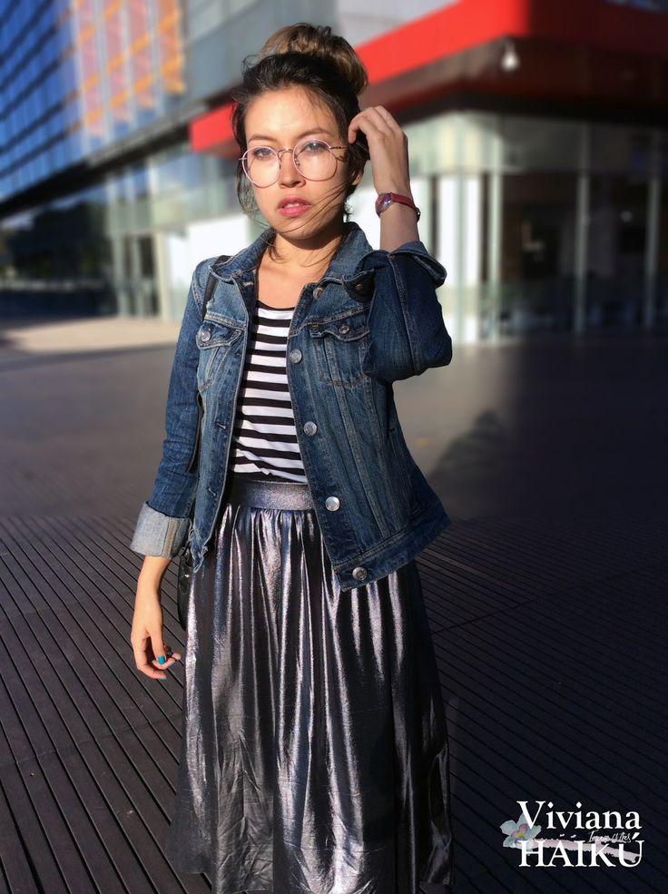 Silver Sun - Viviana Haikú x TIJN Eyewear - Viviana Haiku