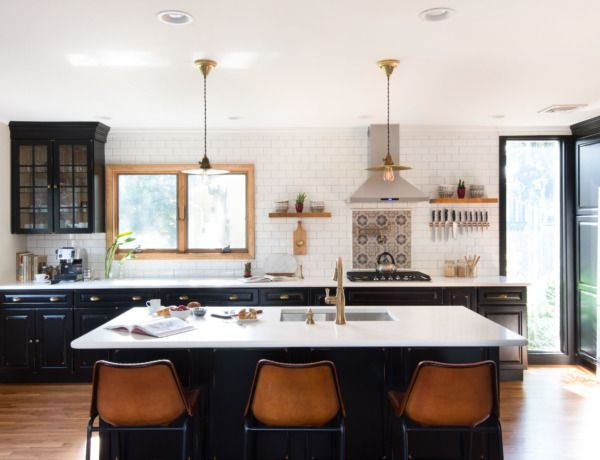Gorgeous kitchen by Shannon Tate.