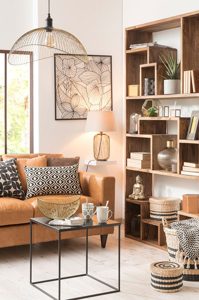 Tendencia Urban Jungle – Ethnic Chic | Maisons du Monde