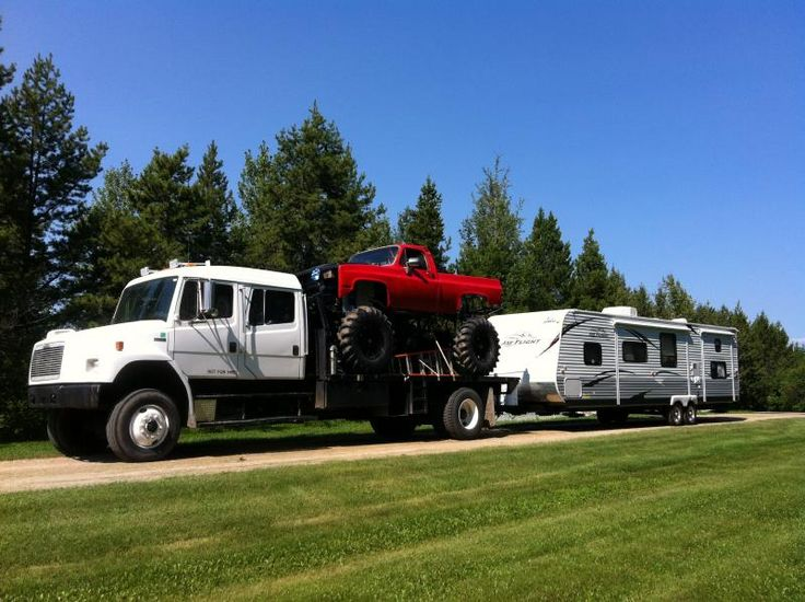 Show Us Your Big Rigs Pirate4x4 Com 4x4 And Off Road