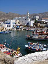 Kasos - near Crete.