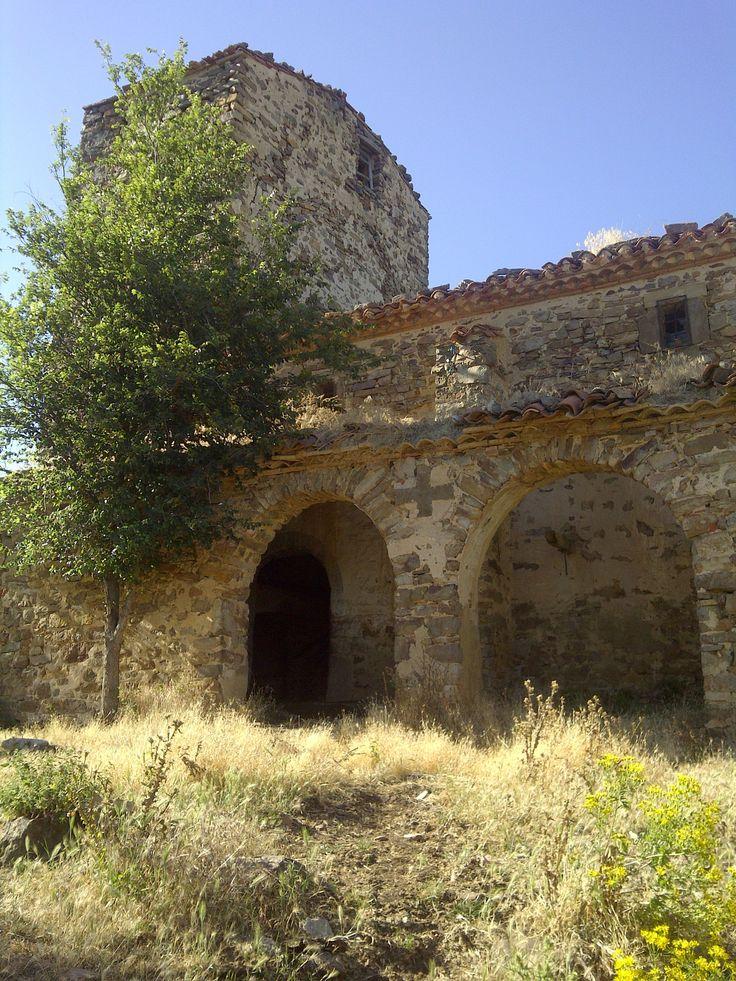 Pueblo de Soria abandonado  Autor: Sakkarah