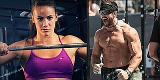 CROSSFIT TRANSFORMATIONS: Camille LeBlanc-Bazinet and Rich Froning Before They Were Famous - https://www.boxrox.com/crossfit-transformations-camille-leblanc-bazinet-rich-froning-famous/