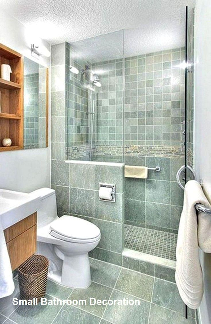 15 Decor And Design Ideas For Small Bathrooms 1 In 2020 Small