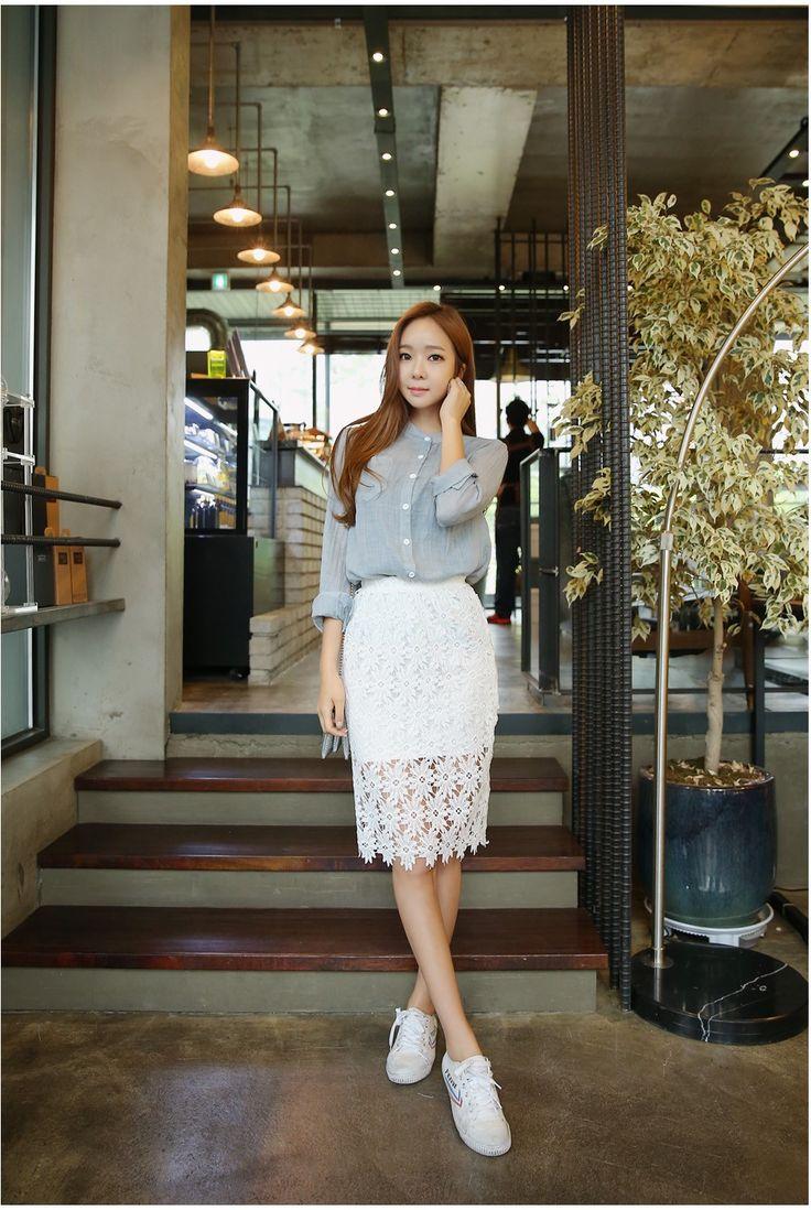 Soft Shirt | Korean Fashion