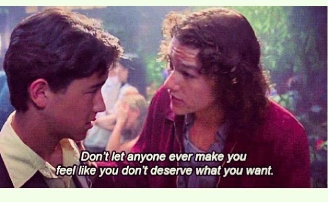 91 Best Images About 10 Things I Hate About You On Pinterest: 10 Things I Hate About You Movie Quote