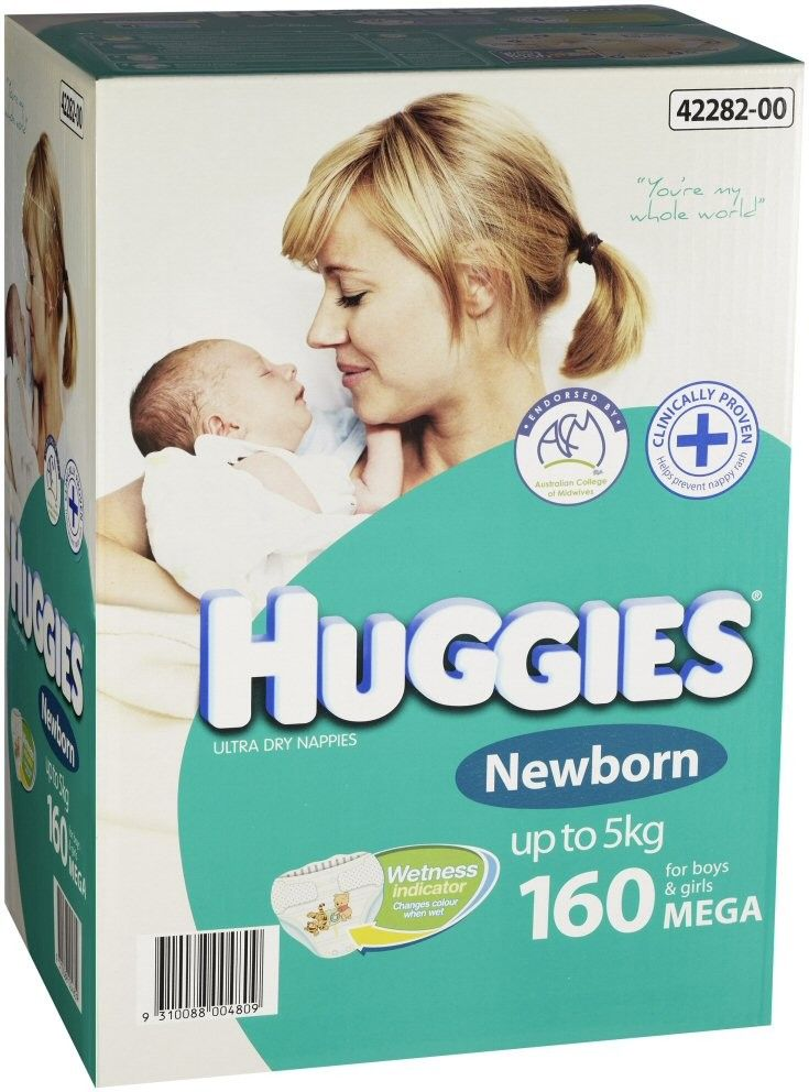 Huggies Nappies have been taking care of baby's bottoms for decades, and the latest breakthroughs in our nappy technology means your baby will stay cleaner and drier.