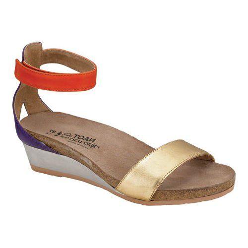 Naot Women's Pixie Ankle Strap Sandal