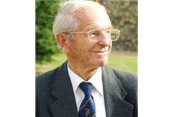Frederick Sanger British biochemist double Noble prize winner