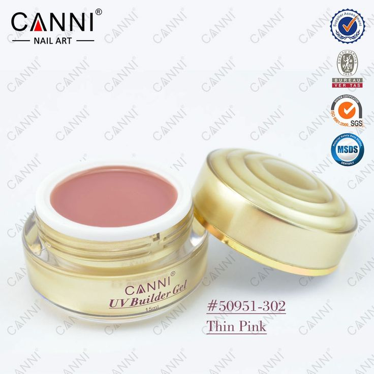 Sarness Semi Permanent Natural Nude Pastel Color UV Nail