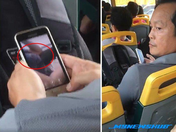 Video Lelaki miang rakam payudara wanita sedang tertidur dalam bas   SENSASI satu rakaman video perkongsian laman Facebook memaparkan kejadian seorang lelaki merakam foto payudara seorang penumpang wanita sedang tidur di sebelahnya ketika menaiki bas.  Lelaki miang rakam payudara wanita sedang tertidur  Perbuatan terkutuk lelaki yang tidak didedahkan identitinya itu kebetulan sempat dirakam oleh seorang penumpang pengangkutan awam tersebut yang duduk di belakang suspek dan mangsa.  Di dalam…
