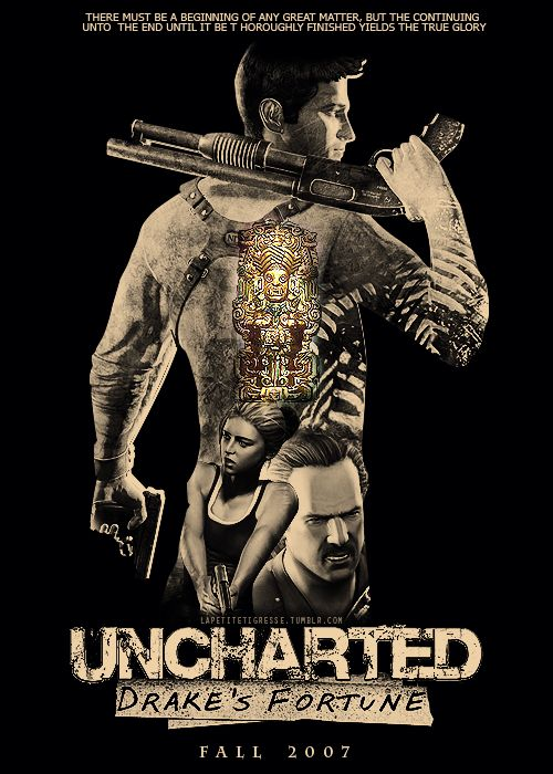 The original Uncharted. Love.