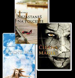Moje knižky. Viac ukážok z nich na http://www.facebook.com/volnypad.belangelo