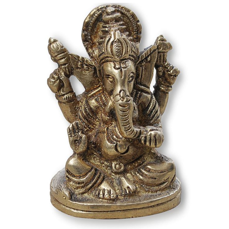Ganesh Statue with Base: Amazon.co.uk: Kitchen & Home