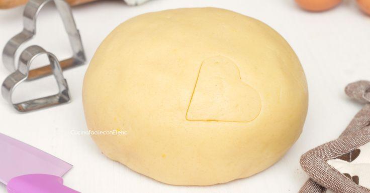 La pasta frolla è una delle preparazioni base più usate in cucina, ecco la mia ricetta e tanti consigli per renderla perfetta, non si rompe!