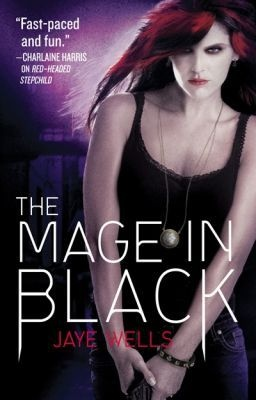 THE MAGE IN BLACK - JayeWells Ch 1-3