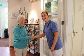 Goed contact met de patiënt en vriendelijkheid is erg belangrijk