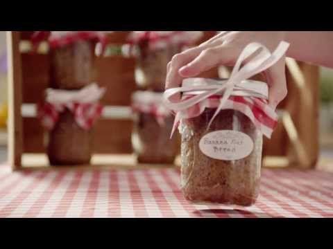 Pečenie v pohári na zaváranie: Upečte si fantastický chlebík bez plechu či formy na pečenie!