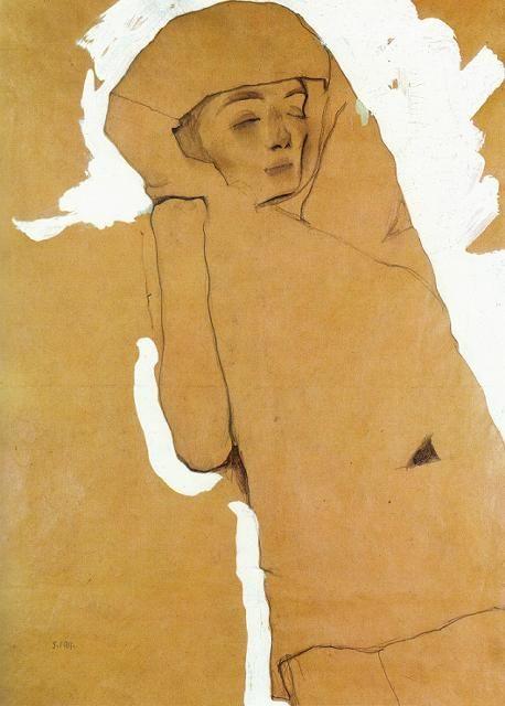Egon Schiele 1911