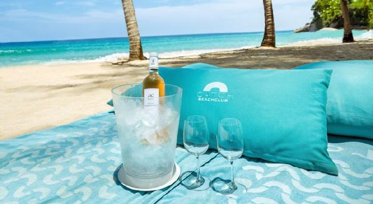 Catch Beach Club, Twinpalms Phuket, Cherng Talay