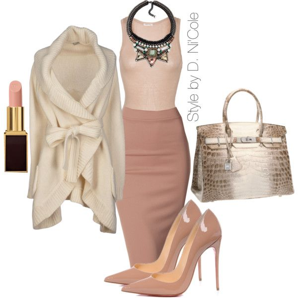 Created in the Polyvore