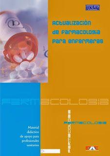 Actualización De Farmacología Para Enfermeras pdf - El Mundo de la Enfermeria Venezolana